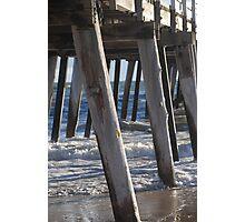 grange jetty Photographic Print