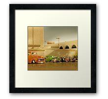 Viva Las Vegas Framed Print
