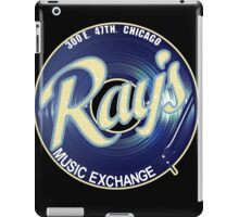 Ray's Music Exchange (The Blues Brothers)  iPad Case/Skin