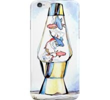 A Lamp of Fishies iPhone Case/Skin