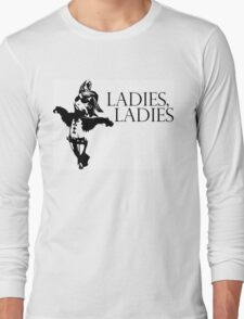 Ringabel- Ladies, Ladies Long Sleeve T-Shirt