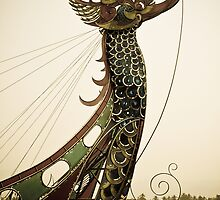 Dragon - The Golden Triangle, Thailand by Stephen Permezel