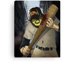 Baseball Furies Canvas Print