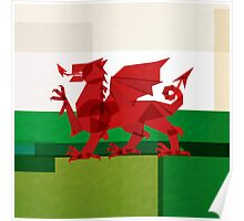 Wales Poster
