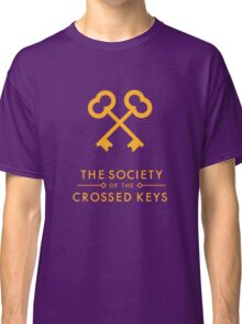 The Society of the Crossed Keys Classic T-Shirt