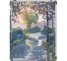 """""""Road to Foxup"""" iPad Case/Skin"""