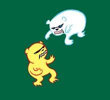 Polar Bear versus Solar Bear Unisex T-Shirt