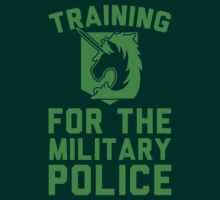 Training for the Military Police by Six 3