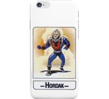 He-Man - Hordak - Trading Card Design iPhone Case/Skin