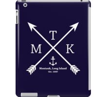 MTK with Cross Arrows  iPad Case/Skin