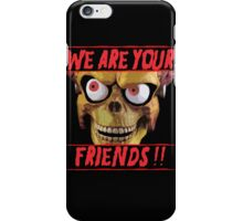 Mars Attacks!!!  iPhone Case/Skin