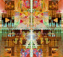 Building Blocks Of Life 2 by Rois Bheinn Art and Design