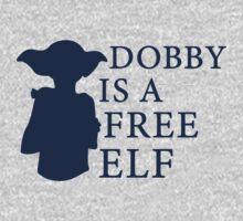 Dobby is a free elf - Type 2 Kids Tee