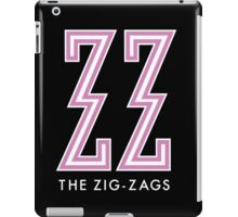 The Zig-Zags iPad Case/Skin