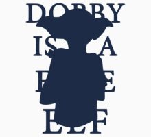 Dobby is a Free Elf Kids Clothes