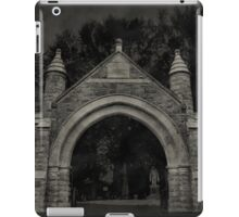 Easton Cemetery iPad Case/Skin