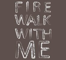 Fire Walk With Me (Twin Peaks) Kids Clothes