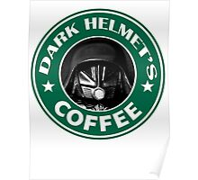Dark Coffee Poster