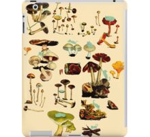 CATS + SPACESHROOMS iPad Case/Skin