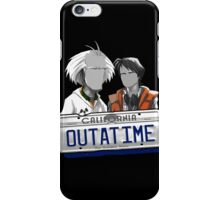 Outta Time iPhone Case/Skin