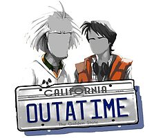 Outta Time by AllMadDesigns