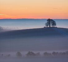 Brightwell Barrow by Pete Latham