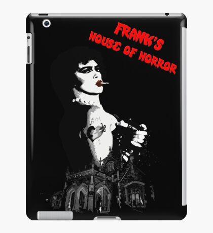 Frank's House of Horror iPad Case/Skin
