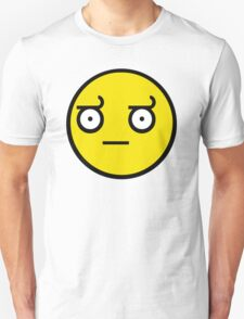 Disappointed Smiley T-Shirt