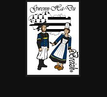 Breton Couple #1 -v.2 Unisex T-Shirt
