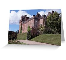 Brodick Castle Greeting Card