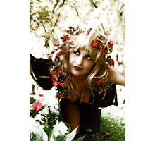 march fairy Photographic Print