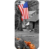 Rural America - Fall Harvest iPhone Case/Skin