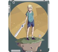 Young Adventurer  iPad Case/Skin