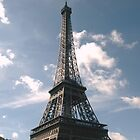 Eiffel Tower by punkymonkey