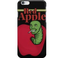 Red Apple Cigarettes (Pulp Fiction) iPhone Case/Skin