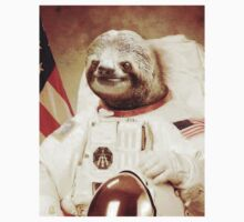 Astro Sloth by SwankyOctopus