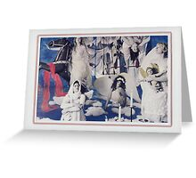 Circus Angels Greeting Card
