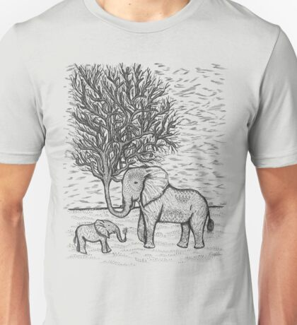 THE TALL TALE OF THE ELETRUNKS Unisex T-Shirt