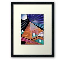 A Voyage To Wisdom. Framed Print
