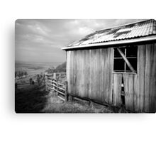 empty view Canvas Print
