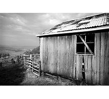 empty view Photographic Print