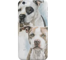 Sparkle and Buster iPhone Case/Skin