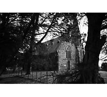gothic discovery Photographic Print
