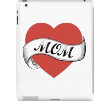 love mom iPad Case/Skin