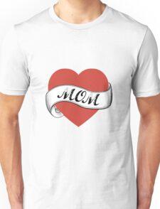 love mom Unisex T-Shirt