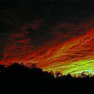 Sky Ablaze by mnkreations