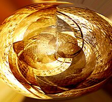 Golden Egg by Amber Williams