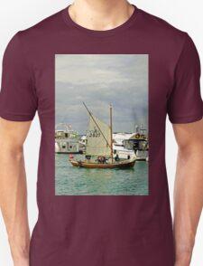 Leaving Yarmouth Under Sail T-Shirt