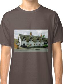 Thatched Cottages In Repton Classic T-Shirt