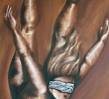 Falling by Jennie Rosenbaum